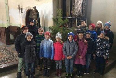 Zdobení vánočních stromečků 2019
