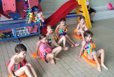 Plavání výcvik